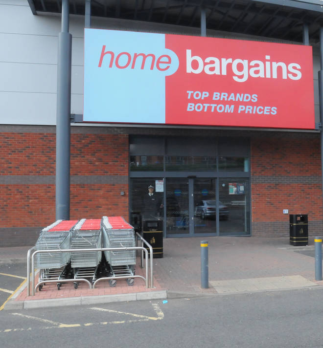 Home Bargains often attracts attention for their amazing steals