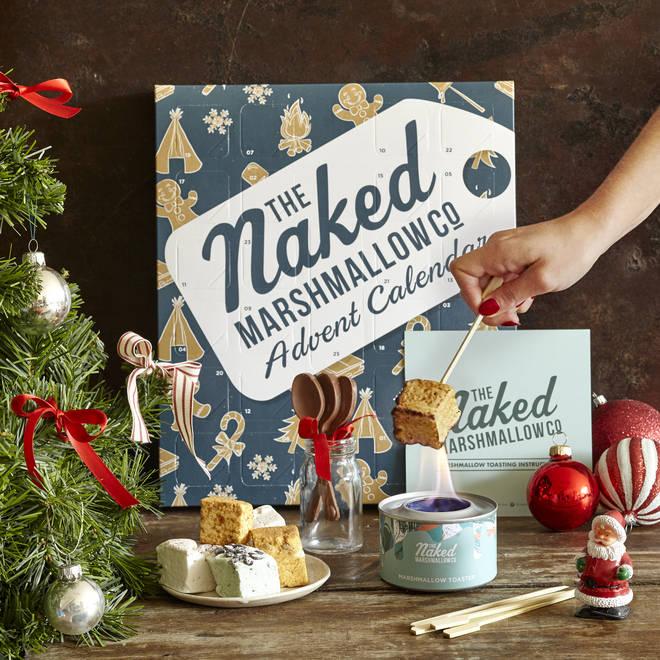 The Naked Marshmallow Co. Advent Calendar
