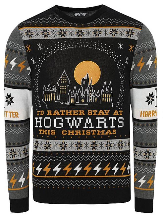 Asda Harry Potter jumper, £16