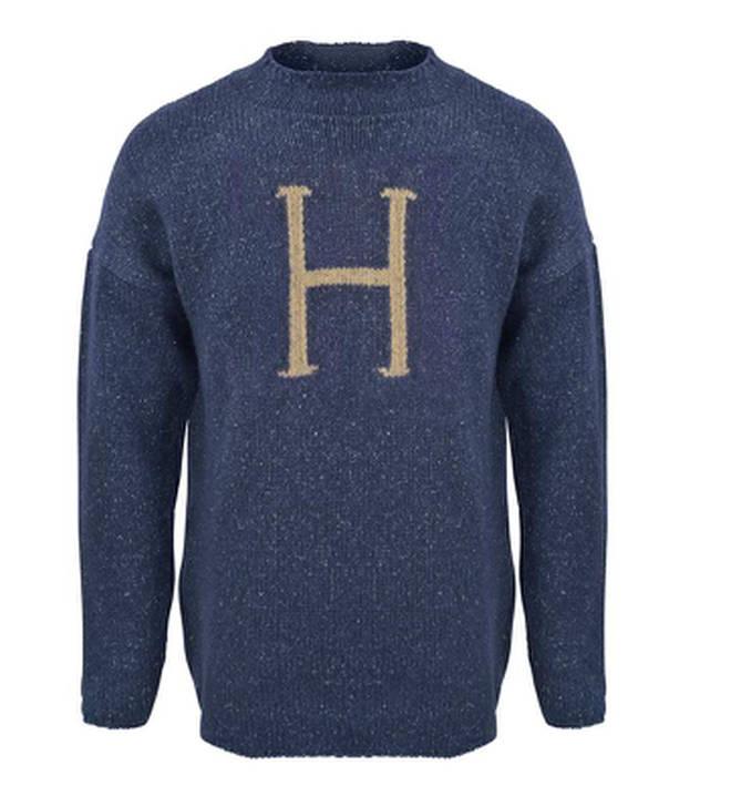 'H' for Harry jumper, £69.95
