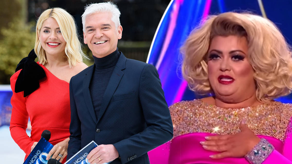 Dancing On Ice Christmas Special 2019 When Is It On And Who Is In The Celebrity Heart