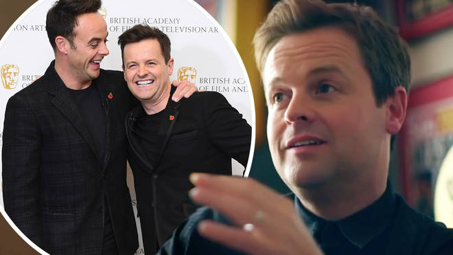 Dec opened up about the tough time of his freidnship with Ant in their new documentary