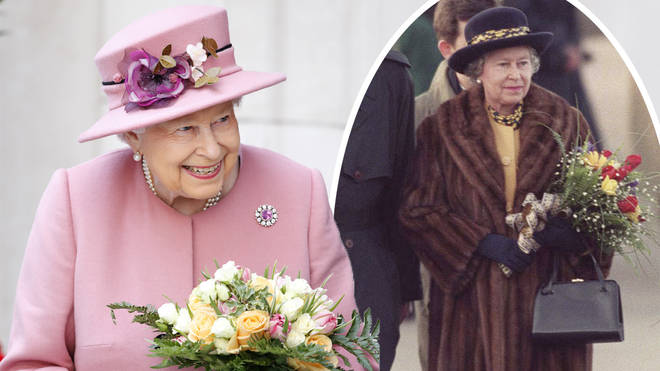 The Queen has worn her fair share of fur in the past, including hats and coats, and there is believe to be fur on the monarch's state robes
