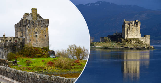 Fancy inheriting a Scottish Castle? Read on... (stock images)