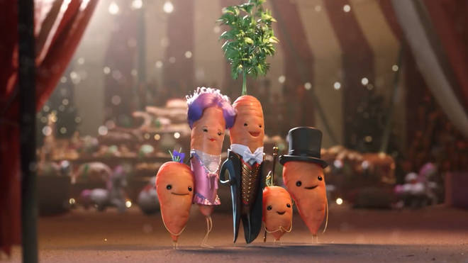 Kevin and his family return for the special advert