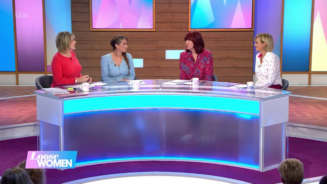 Stacey spoke out about the rumours while on Loose Women earlier today
