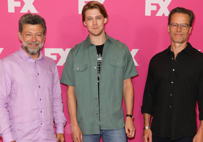 Andy Serkis, Joe Alwyn, and Guy Pearce are all starring in the adaptation