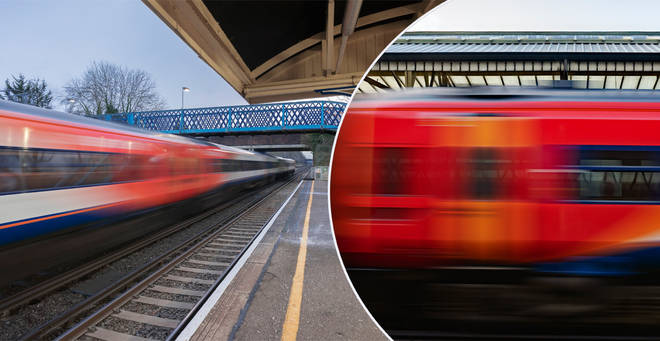 South Western Railway have announced plans to strike this December (stock image)