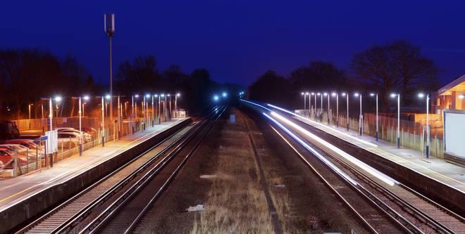 South Western Railway will start striking on 2 December (stock image)