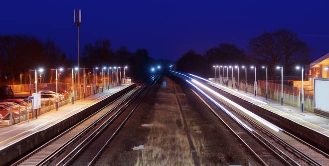 The strikes could disrupt rail users over the Christmas period (stock image)