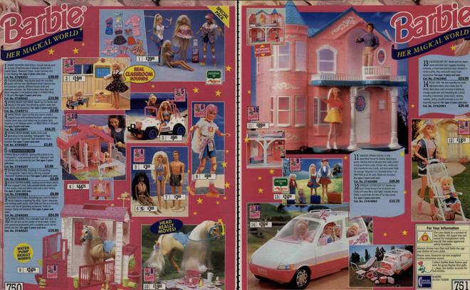 Who had these toys? Hands up!