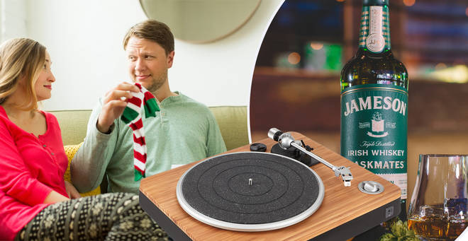 What to buy your brother for Christmas 2019 - from affordable turntables to wireless...