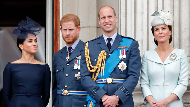 The Princes will be reunited for the first time since the admission
