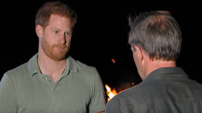 The Duke of Sussex shocked viewers as he appeared to confirm some sort of feud or rift between him and his older brother, Prince William
