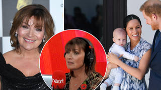 Lorraine Kelly has spoken out about criticism of the Duke and Duchess of Sussex