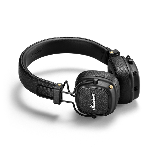 Marshall Major III Voice wireless on-ear headphones