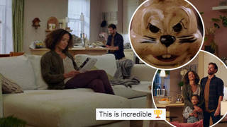 The new IKEA Christmas advert has been praised