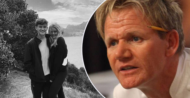 Gordon Ramsey's daughter has gone Instagram official with her new boyfriend