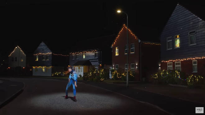 The M&S Christmas advert is here