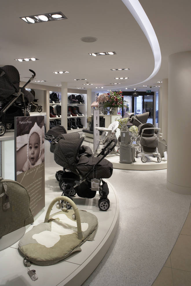 The children's clothing and pushchair retailer is going into pre-packed administration.