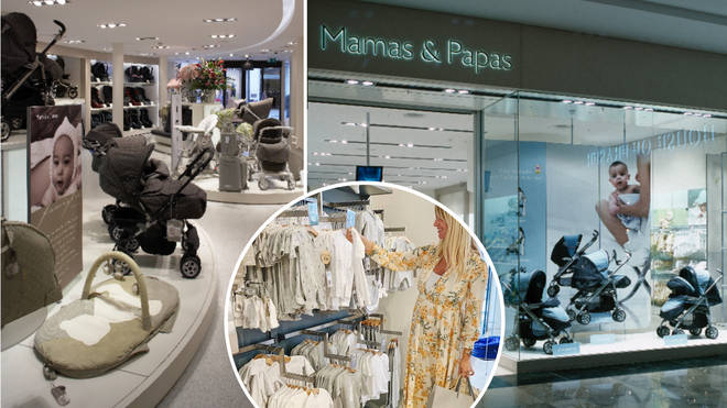 Mamas & Papas will continue to trade from 26 shops, saving more than 600 jobs.