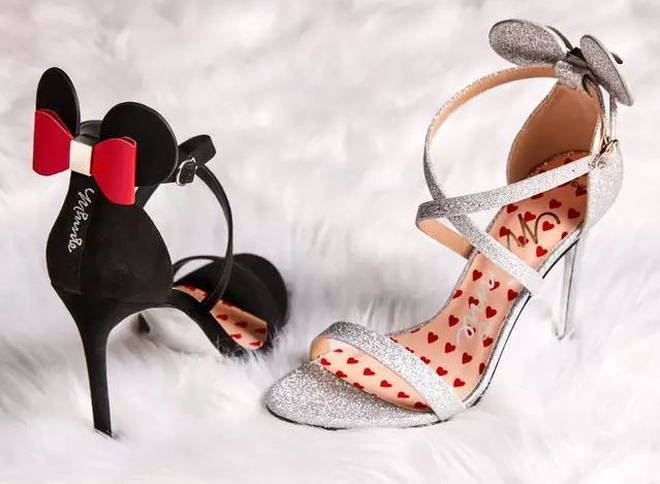 Primark's Minnie Mouse heels are back!