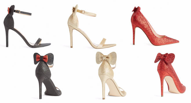 The high-street brand first launched the Disney heels in 2017.