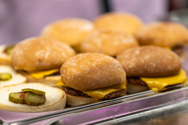 We tried the menu at Lewis Hamilton's vegan burger bar... and it's a formula win