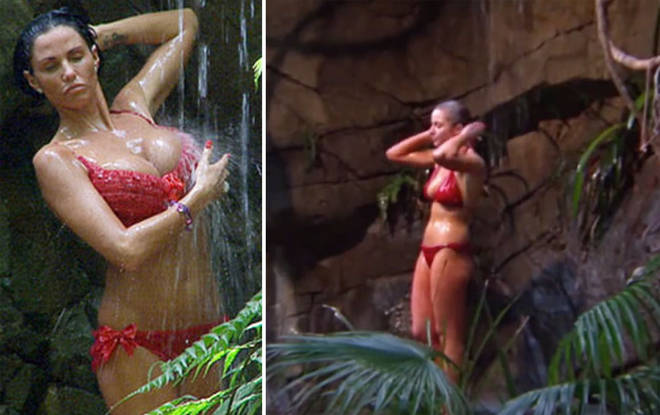 I'm A Celebrity cameramen 'fought over' filming steamy shower scenes