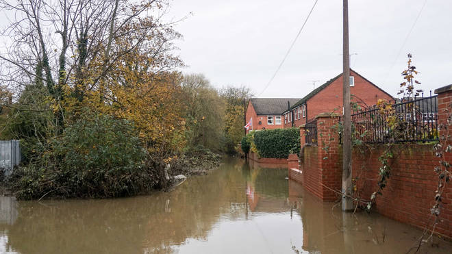 Northern England endured a month's worth of rain in 24 hours, causing severe flooding.