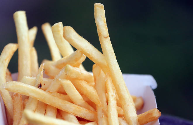 Sainsbury's bosses have come under fire for banning chips from their children's menus.