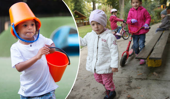 Nursery forced to ban kids from playing outside as neighbours complain about 'shrieking' children