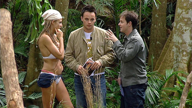 Katie and Dec met while filming I'm A Celeb