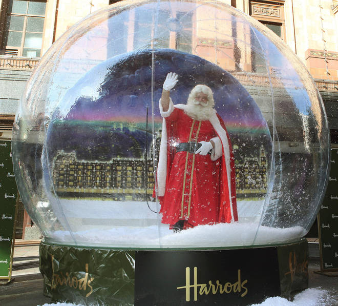 """The department store has been accused of losing """"the true meaning of Christmas"""""""