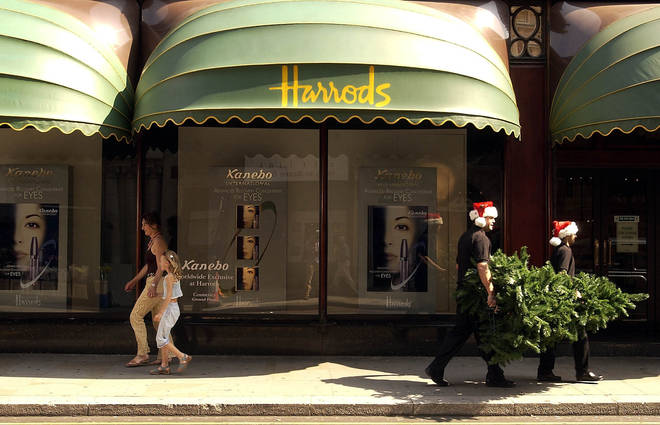 Harrods has come under fire for the new introduction