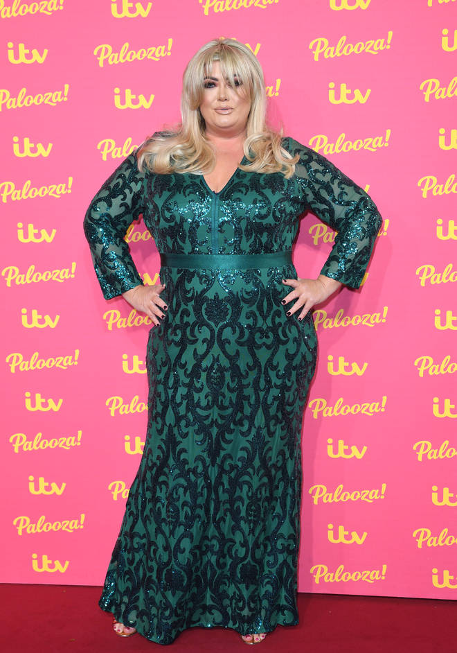 Gemma Collins wowed on the red carpet