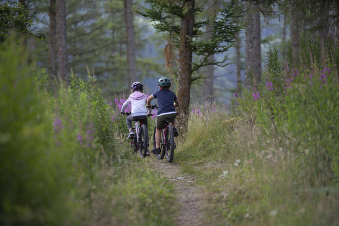Once your child has mastered cycling, their confidence will soar