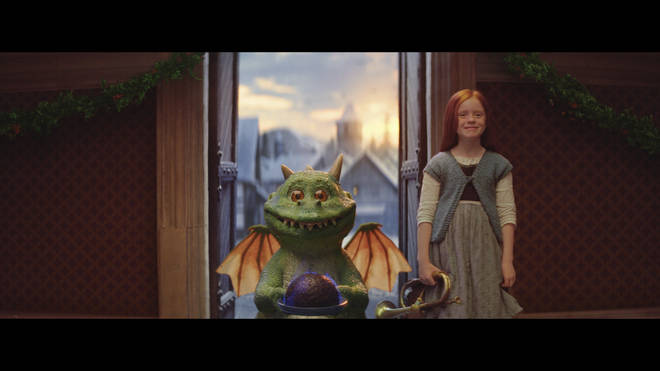 The John Lewis Christmas advert is all about 'acceptance'