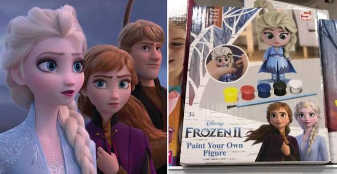 Frozen 2 will be released next week