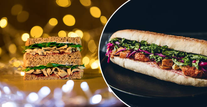 The Best Vegan Christmas Sandwiches On The Uk High Street
