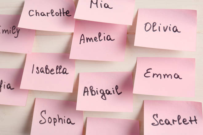 The names on these post-it notes are a lot better than the ones on the worst list
