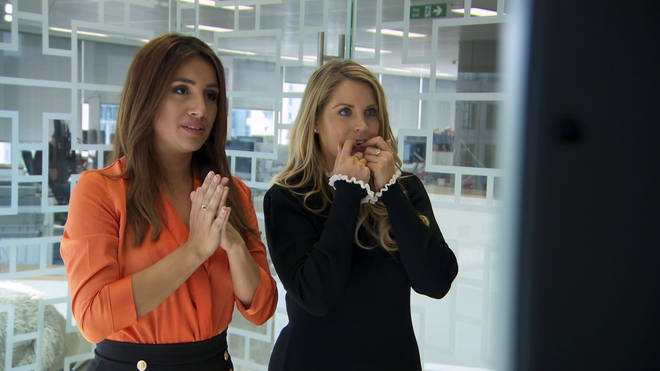 Jemelin was fired from The Apprentice