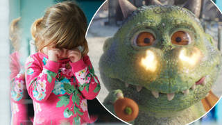 Children have been reduced to tears by John Lewis Christmas ad