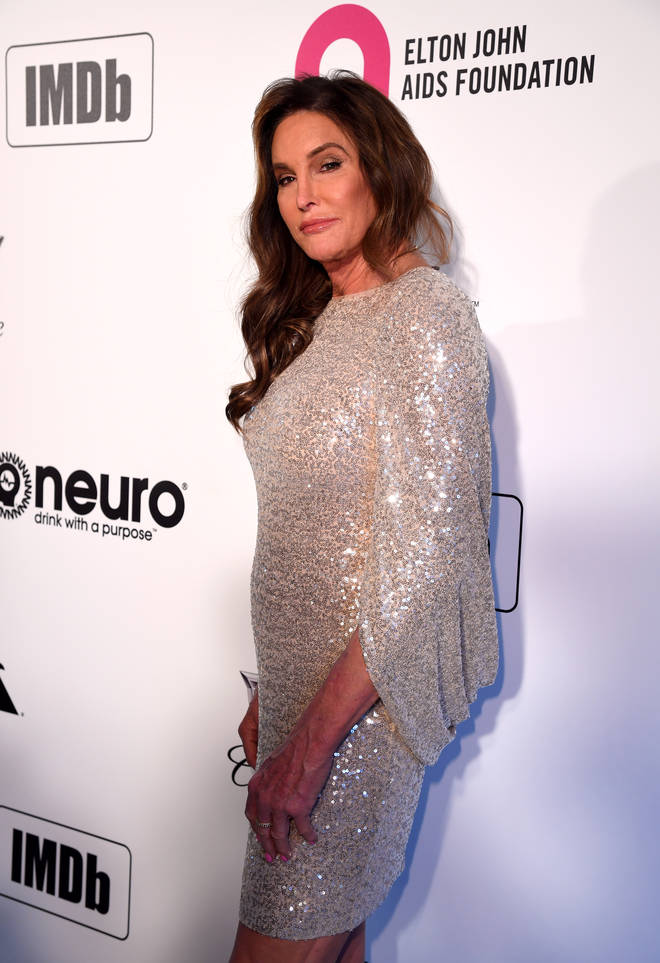 Caitlyn looks absolutely stunning for her age