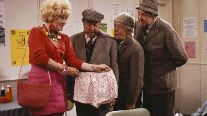 Jean starred on Last Of The Summer Wine for 25 years