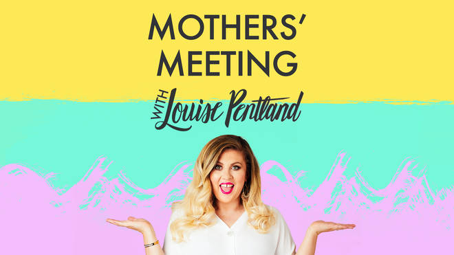 Blogger Louise Pentland presents this new parenting podcast