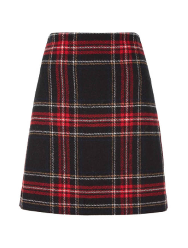 Holly's skirt cost £99
