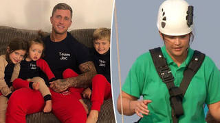 Dan Osborne has reached out to his wife
