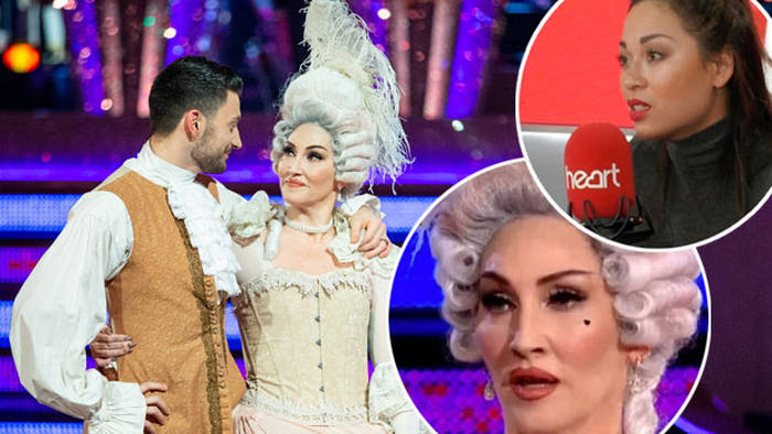 Strictly's Katya Jones defends Michelle Visage following reports she 'stormed out of Blackpool' after shock...