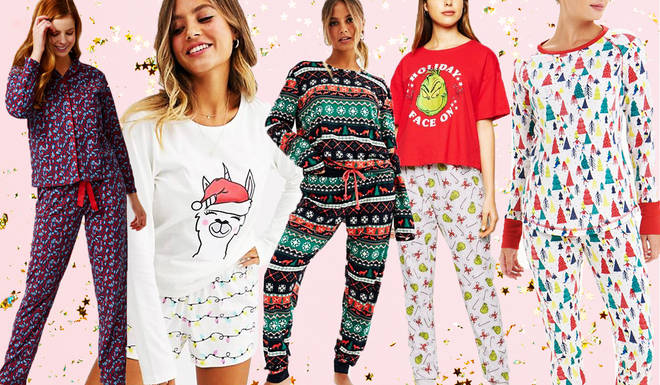 The best Christmas pyjamas on the high street right NOW